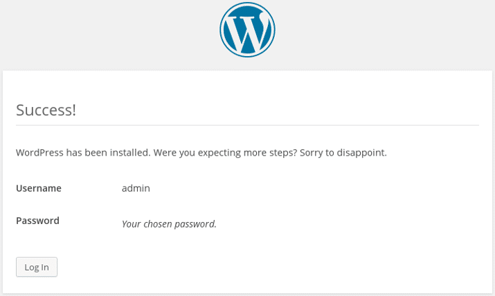 How to install and setup WordPress on localhost?